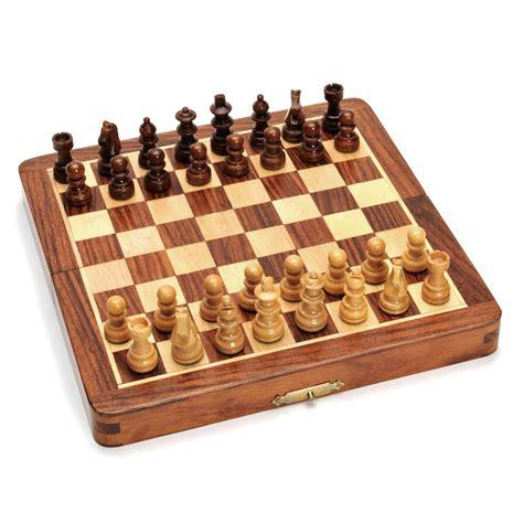 Foldable-Chess-Set