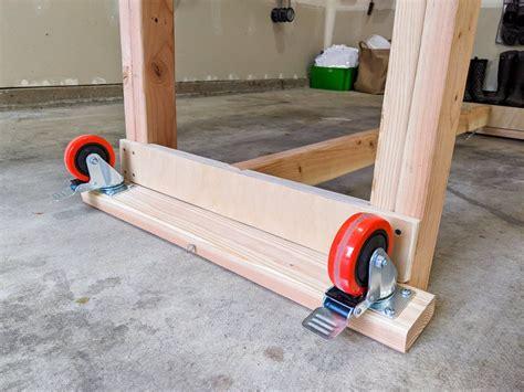 Foldable-Workbench-Wheels-Diy