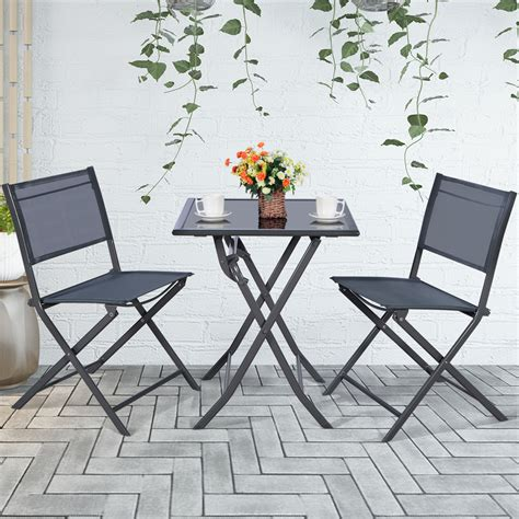 Folding Bistro Table DIY
