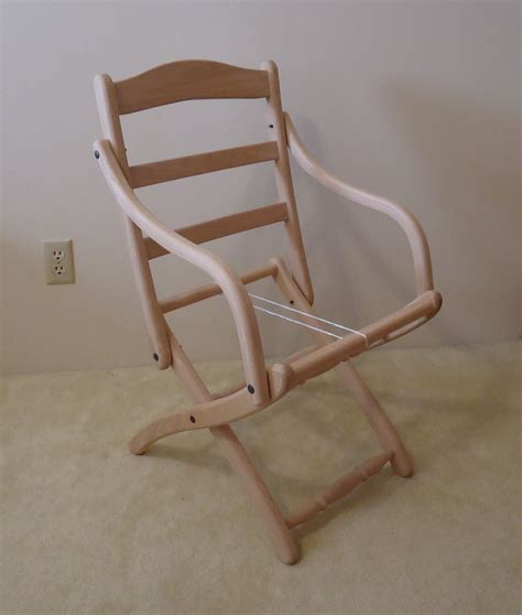 Folding Chairs Wooden Diy Arm