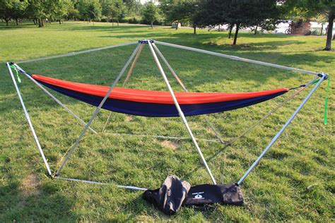 Folding Portable Hammock Stand Plans