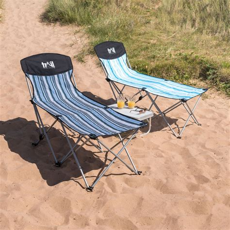 Folding Sun Lounger Ebay
