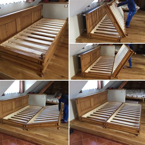 Folding-Bed-Designs-Plans