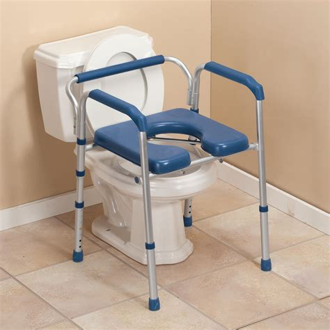 Folding-Chair-With-Toilet-Seat-Diy