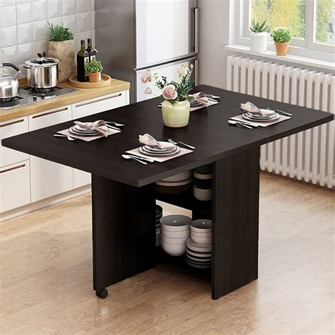 Folding-Dining-Table-With-Storage
