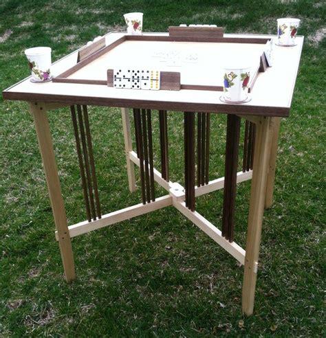 Folding-Domino-Table-Build-Plans
