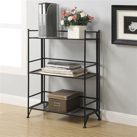 Folding-Metal-Bookcase