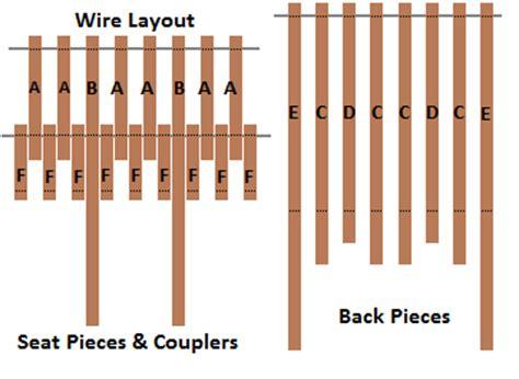 Folding-Stick-Chair-Plans