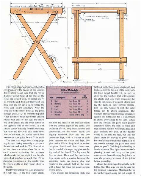 Folding-Table-Leg-Plans