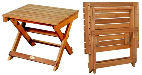 Folding-Wooden-Side-Table-Plans