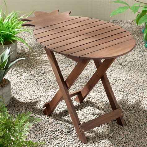 Folding-Woodworking-Table