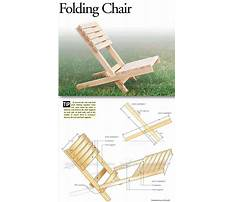 Best Folding chair plans woodworking