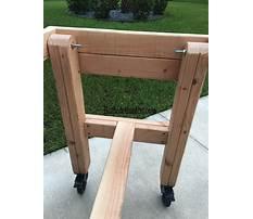 Best Folding woodworking workbench plans