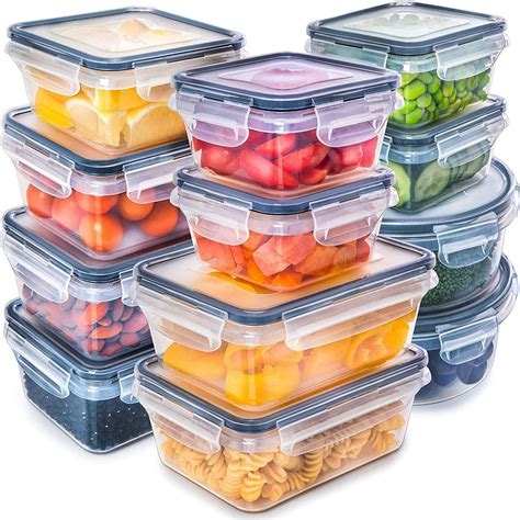 Food/Tote Box Lid Food Storage Container
