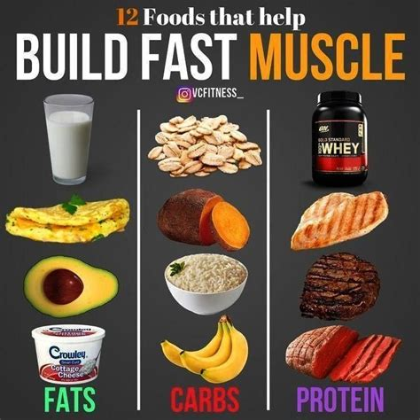 Foods To Avoid To Build Lean Muscle And How Do Old Guys Build Muscle
