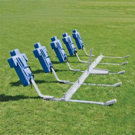 Football Blocking Sled Plans