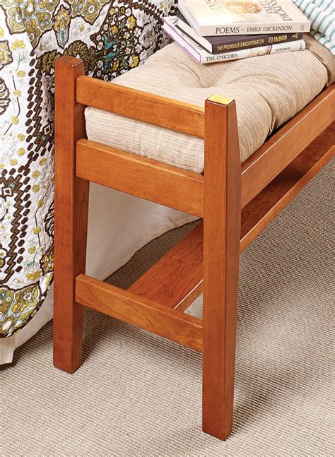 Footboard-Bench-Plans