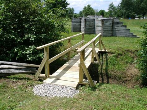 Footbridge Plans Pdf