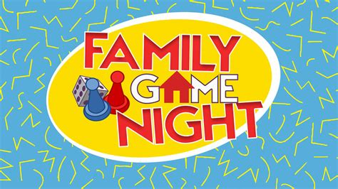 For Family Game Night