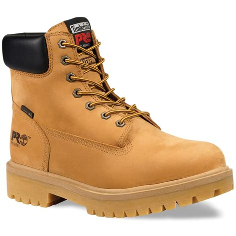 For Work Men's Conroe Steel Toe Work Shoe