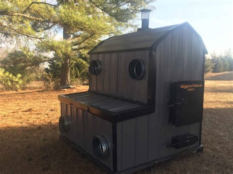 Forced-Air-Outside-Wood-Furnace-Plans