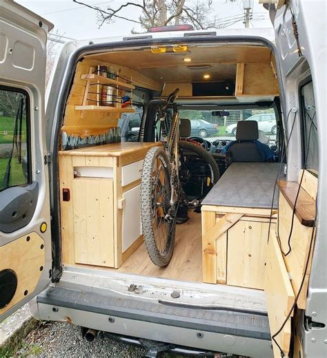 Ford Transit DIY Bed