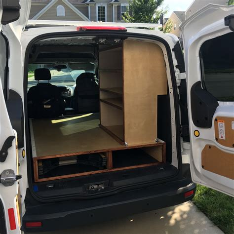 Ford-Transit-Connect-Shelving-Plans