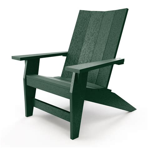 Forest-Green-Adirondack-Chairs