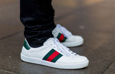 Forever 21 Gucci Inspired Sneakers