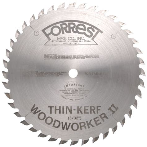 Forrest-10-Woodworker-Ii