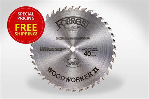 Forrest-Woodworker-Ii
