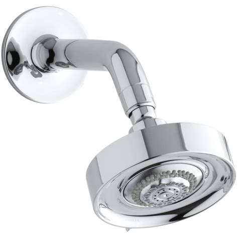 Fort? 2.5 Gpm Multifunction Wall-Mount Shower Head