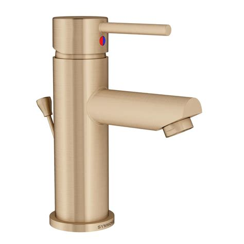 Fort? Single Hole Bathroom Faucet With Drain Assembly