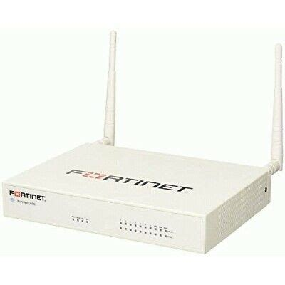 Fortinet FortiWifi 60E Network Security/Firewall Appliance