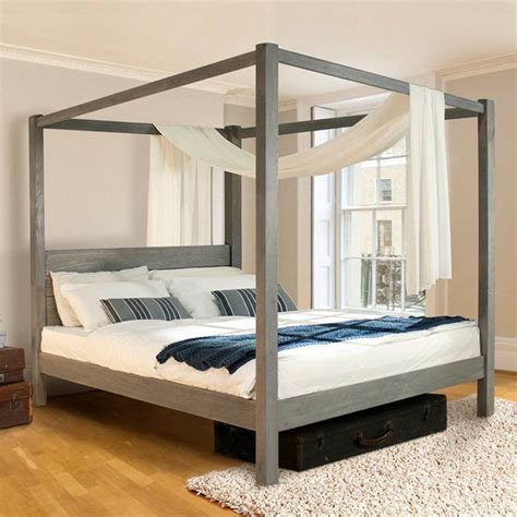 Four Poster Bed Frame Diy