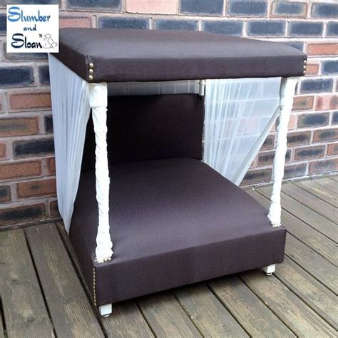 Four Poster Dog Bed Diy With Stairs