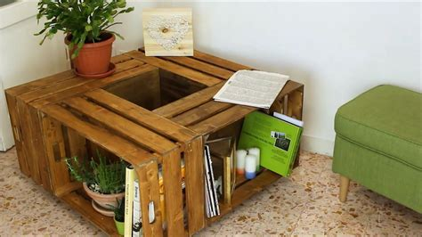 Four-Crate-Rolling-Coffee-Table-Diy