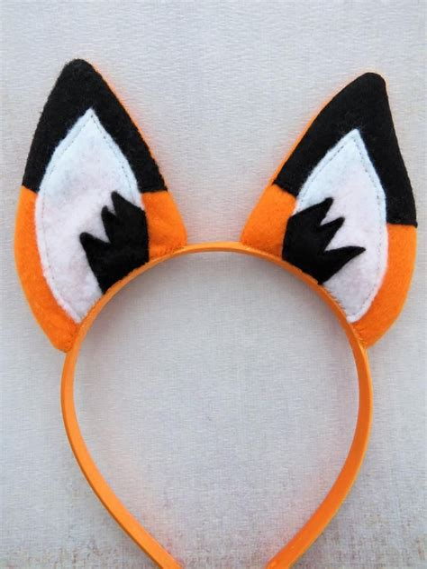 Fox-Ears-Headband-Diy