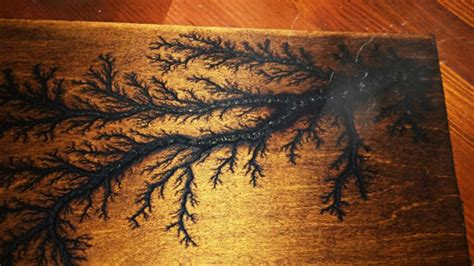 Fractal Wood Burning Youtube Videos