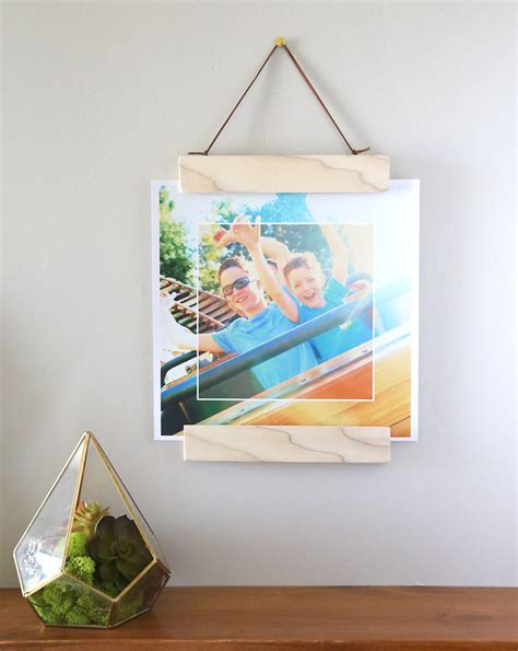 Frame Diy Art Projects