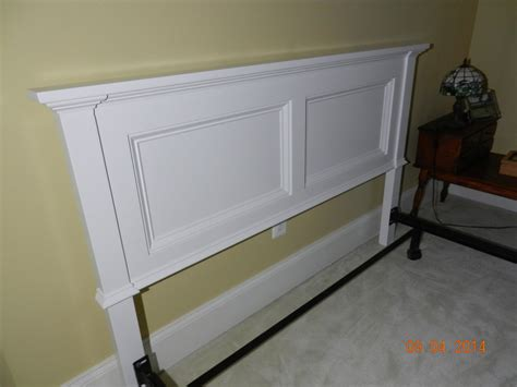 Frame-And-Panel-Headboard-Plans