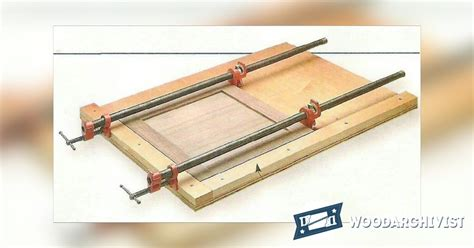 Frame-And-Panel-Router-Jig-Plans