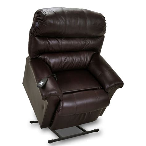 Franklin Chase Leather Lift Recliner