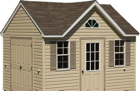 Free 10 X 12 Gable Storage Shed Plans