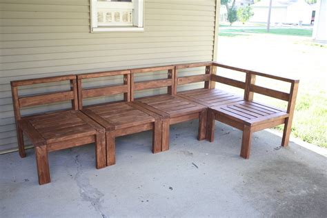 Free 2x4 Chair Plans