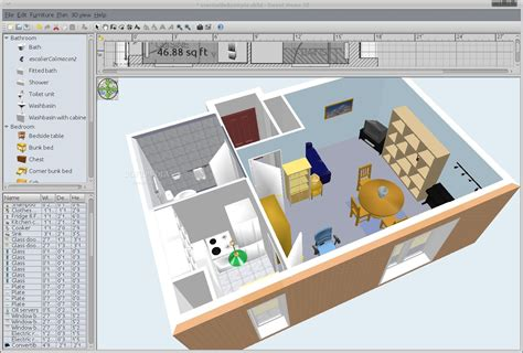 Free 3d House Plans Software