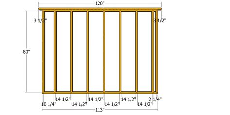 Free 8x10 Shed Building Plans PDF