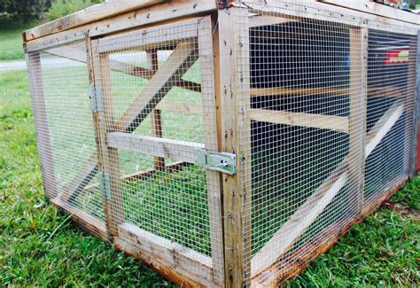 Free A frame Chicken Tractor Plans 30 Meat Birds