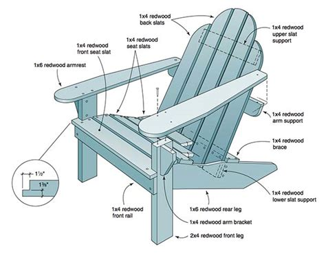 Free Adirondack Chair Plans Lowes Locations Map