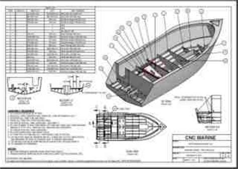 Free Alloy Boat Plans